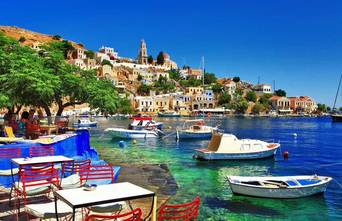 Even naar Griekenland