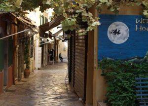 Vakantie op Korfoe