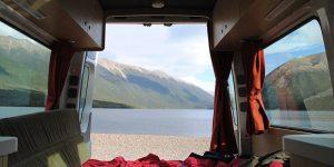 Camperen in NZ