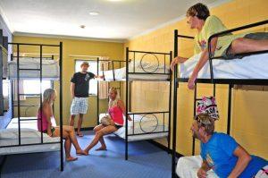 een hostel in australie