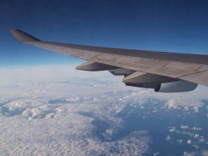 Op vliegvakantie naar de zon