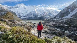 Nieuw-Zeeland in de winter