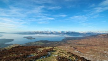 Munro in Schotland