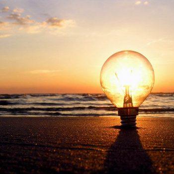 Energie op vakantie