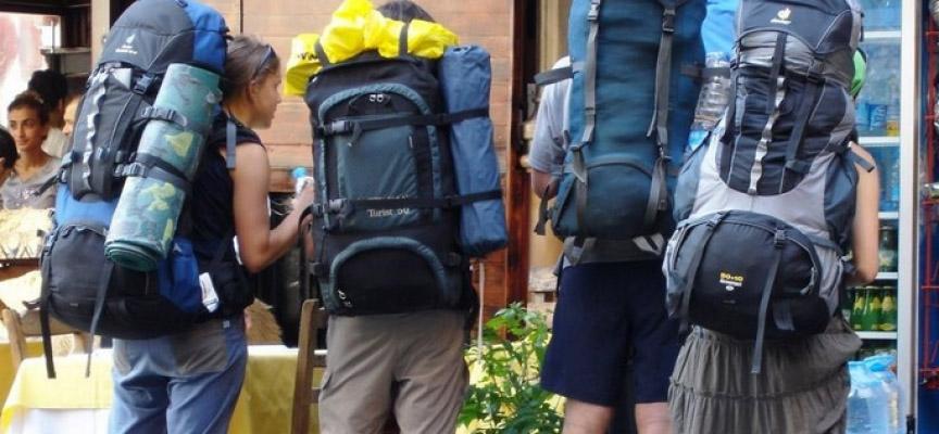 Backpacken in europa