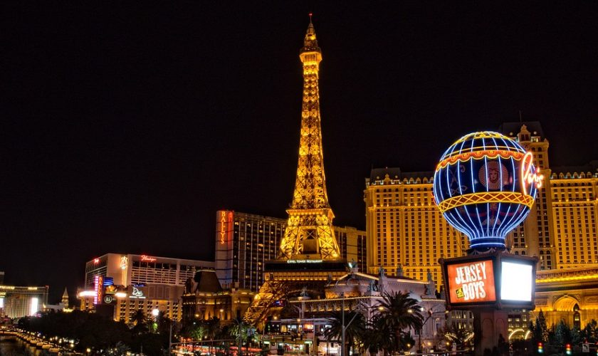 gokken op vakantie