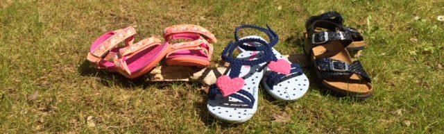 Sandalen voor kinderen