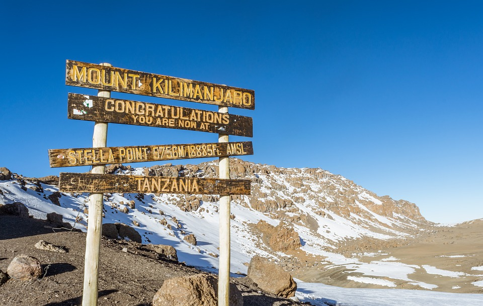 mount kilimanjaro backpackers-online