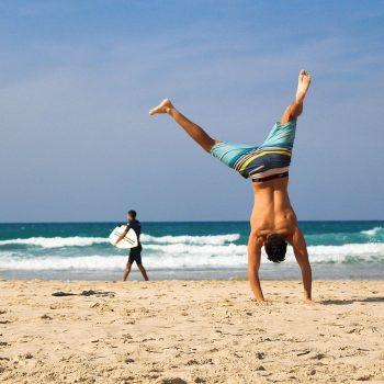 Trainen voor een backpack reis: welke spieren train je voornamelijk?