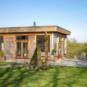 Voordelen van een zomerhuis